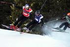 Letzte Ski Cross Weltcups vor der WM - ©Salomon
