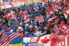Der Chuenisbärgli als finale Chance - ©Doug Haney U.S. Ski Team