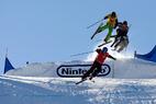 Video: Ski Cross Action aus Pfronten 2008 - ©www.andimayr.de
