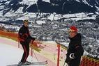 Programmänderung in Kitzbühel - ©Kitzbüheler Ski Club