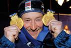 Aamodts Medaillensammlung gestohlen - ©Head/Hans Bezard