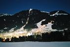 Der alpine Ski-Weltcup in Kitzbühel 2005 - ©Kitzbüheler Ski Club