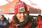 Hilde Gerg Zweite beim ersten Training - Isabelle Huber schwer verletzt - ©G. Löffelholz / XnX GmbH