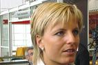 Interview mit Martina Ertl nach der WM 2005 - ©XNX GmbH