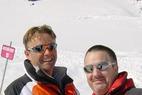 Erstes Schneetraining für Deutsches Paralympic Skiteam - ©Michael Hipp