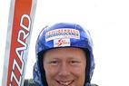 Werner Franz fährt Bestzeit beim ersten Training in Wengen - ©Blizzard