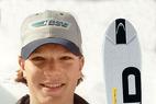 Carole Montillet gewinnt die zweite Abfahrt in Lake Louise - ©Head/Hans Bezard
