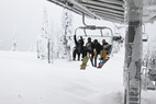 Blower Powder For Whitefish And Other Montana Resort Openings