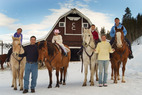 Kids Stay, Ski Free at a Rustic Ranch Near Winter Park