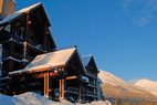Palliser Lodge At Kicking Horse Offers Quiet Stay