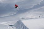 Sun Valley Poised to Open New Superpipe