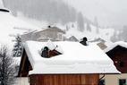 Fresh snow in Arabba, Italy. Jan. 15, 2013 - ©Arabba Fodom Turismo