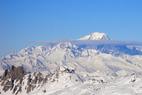 Selbstversuch in den Trois Vallées: Wie viel Ski-Kilometer schafft man an einem Tag?  - ©Andreas Lesti