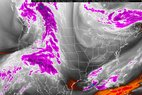 What is a Water Vapor Satellite Image?