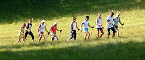 Nordic Walking Sibratsgfäll