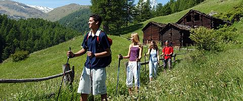 Nordic Walking Zermatt