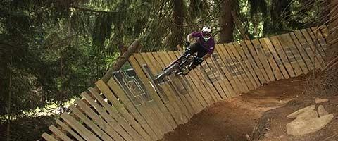 Bikepark Spicak