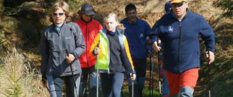 Nordic Walking Kliny