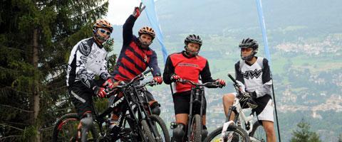 Bikepark Alpe Cermis