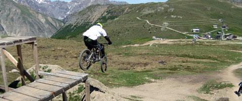 Mottolino Bikepark Livigno