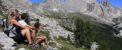 Nordic Walking Val di Fassa