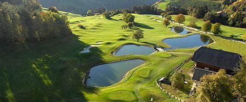 Golfplatz Kastelruth