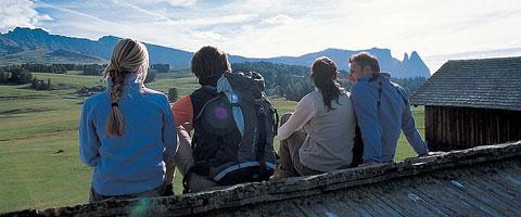 Nordic Walking Seiser Alm