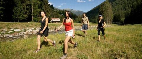 Nordic Walking Val di Sole