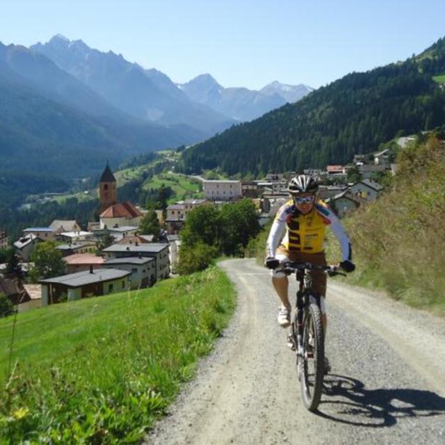 Engiadina Bassa Etappe 2 Ftan - Ramosch