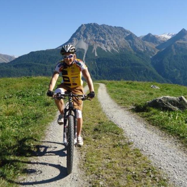Engiadina Bassa Etappe 3 Ramosch - Martina