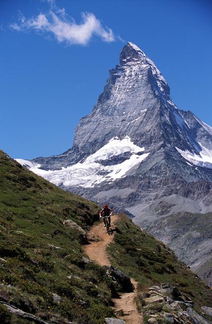 Zermatt - Sunnegga - Grünsee - Riffelboden - Riffelalp