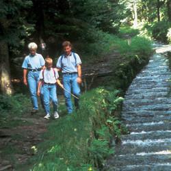 Steilstufenweg - Große Runde (16,5 km)