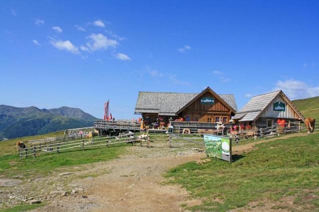 Bergseetour - Anderle Seen im Nationalpark Nockberge