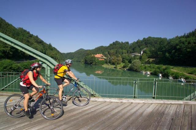 Drau-Radtour Südkärnten