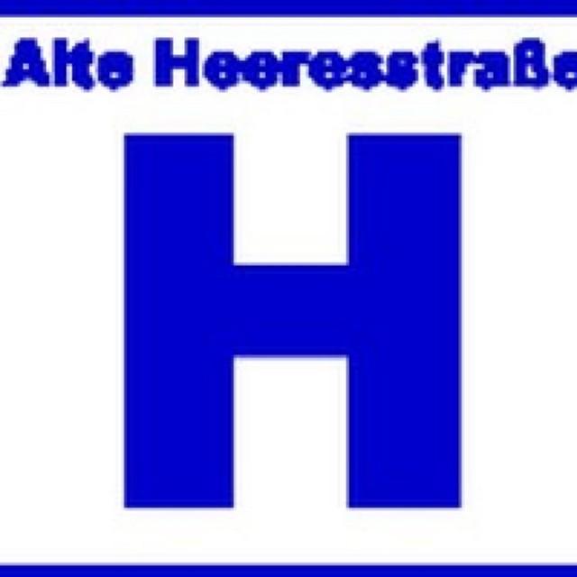 Alte Heeresstraße