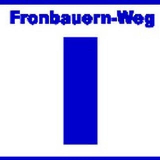 Fronbauernweg