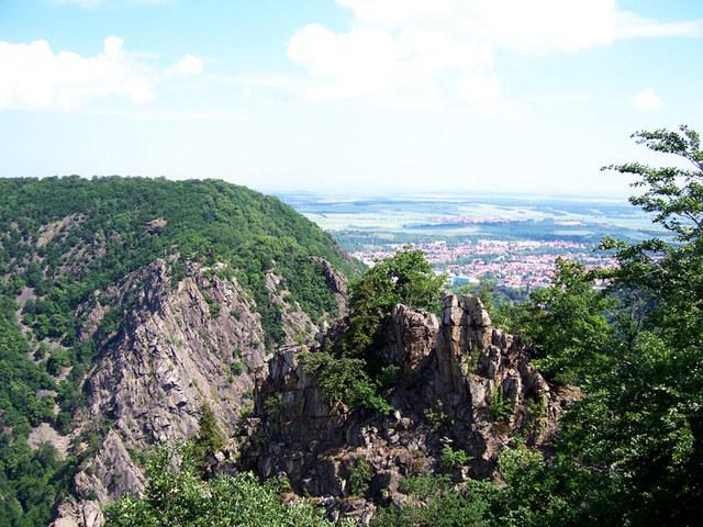 Rundweg Harzer Hexenstieg: Thale-Treseburg-Thale