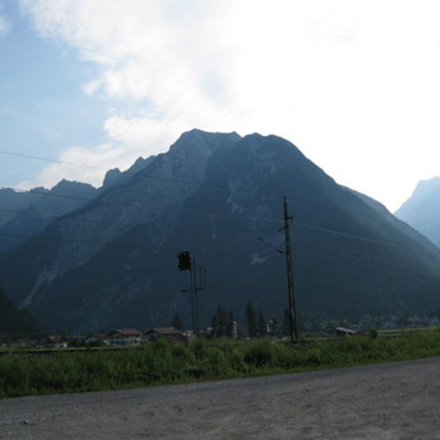 Karwendelrunde Etappe 1
