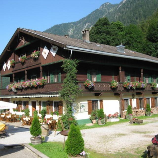 Karwendelrunde Etappe 3