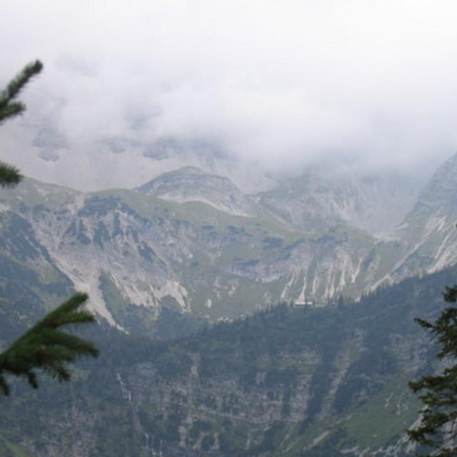 Soiernsee-Soiernspitze-Schöttelkarspitze