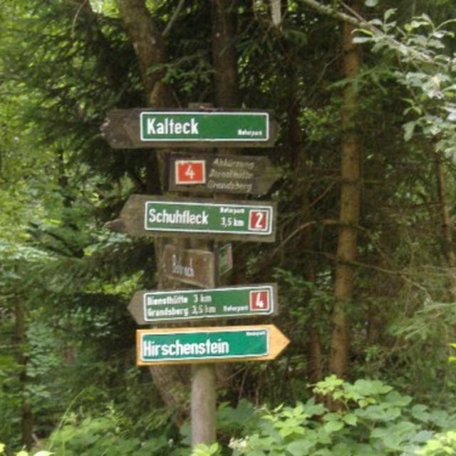 MTB Bernried - Hirschenstein