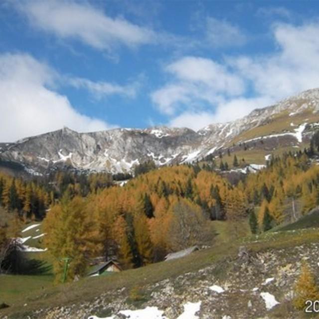 Brunnalm - Panoramaweg