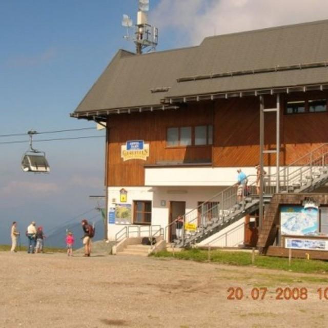 Gerlitzen - Steinwenderhütte