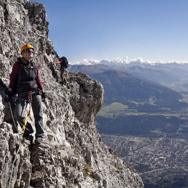 Panorama-Klettersteig