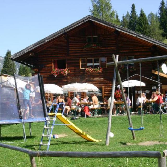 Berwang - Kögele Hütte ab Berwang