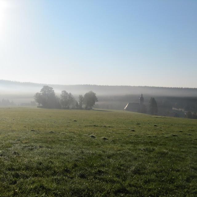 Kammweg Etappe 1: Geising-Holzhau