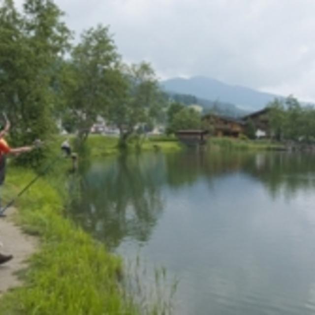 Erlensee Brixen von Kirchberg aus