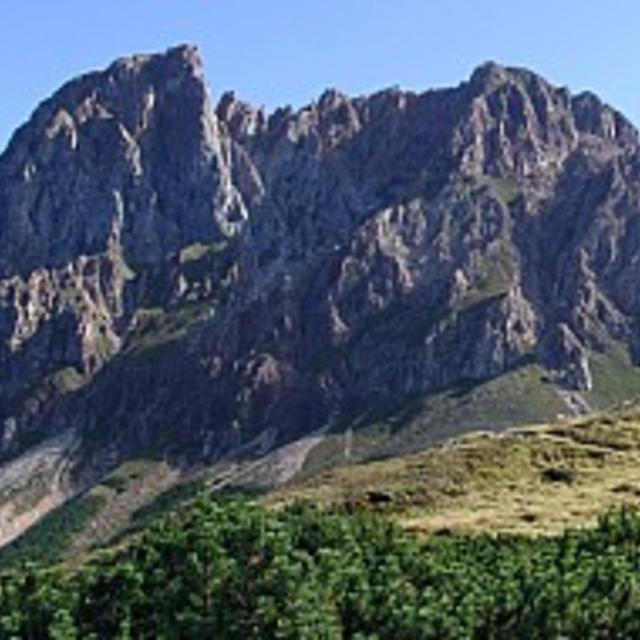 Wandertour Kirchberg Schöntal - Windautal