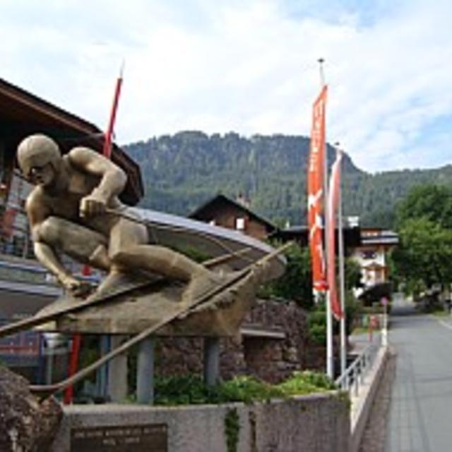Route 232: Hahnenkamm