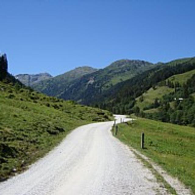 Route 226: Kelchsau, Langer Grund